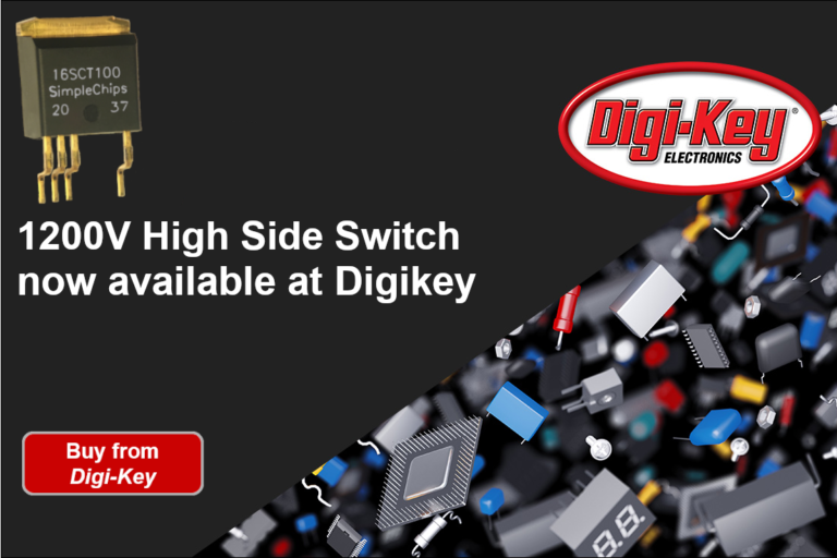 High Side Switch available at Digikey